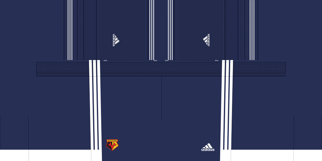 Watford Shorts Away 1024x512 Kits Watford 2019 2020