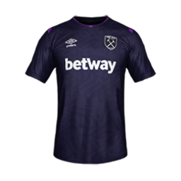 West Ham United Minikit THIRD Kits West Ham United 2019 2020