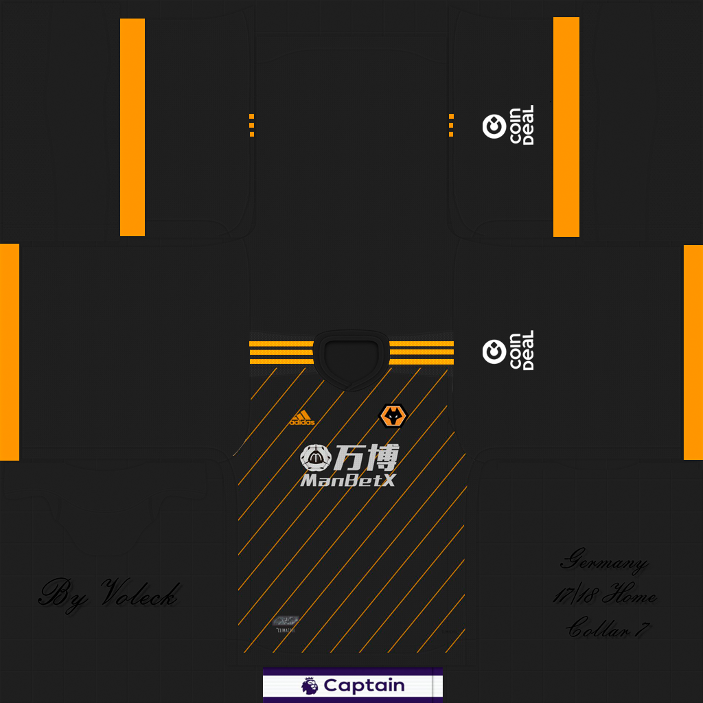 Wolverhampton Away Shirt 1 Kits Wolverhampton 2019 2020 Updated