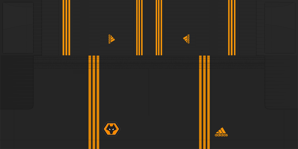 Wolverhampton Away Shorts 1 Kits Wolverhampton 2019 2020 Updated