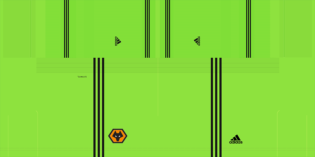 Wolverhampton Goalkeeper 1s 1 Kits Wolverhampton 2019 2020 Updated
