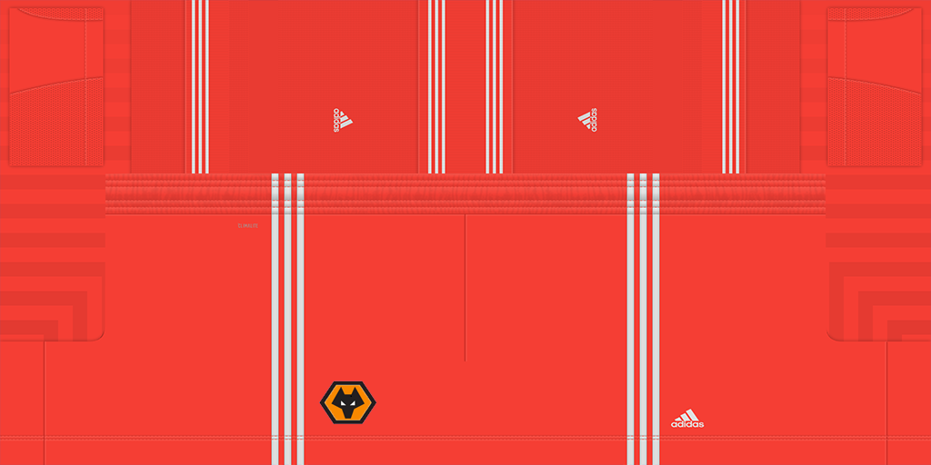 Wolverhampton Goalkeeper 2s 1 Kits Wolverhampton 2019 2020 Updated