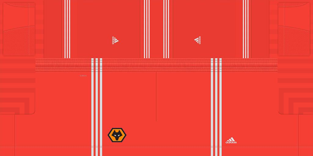 Wolverhampton Goalkeeper 2s 1 Kits Wolverhampton 2019 2020 Updated