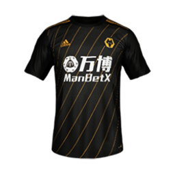 Wolverhampton Minikit AWAY Kits Wolverhampton 2019 2020 Updated