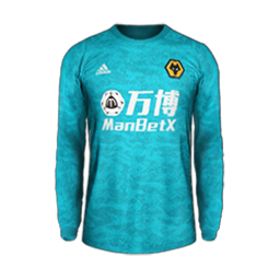 Wolverhampton Minikit GK Kits Wolverhampton 2019 2020 Updated