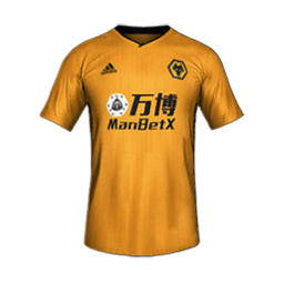 Wolverhampton Minikit HOME Kits Wolverhampton 2019 2020 Updated