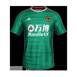 Wolverhampton Minikit THIRD Kits Wolverhampton 2019 2020 Updated