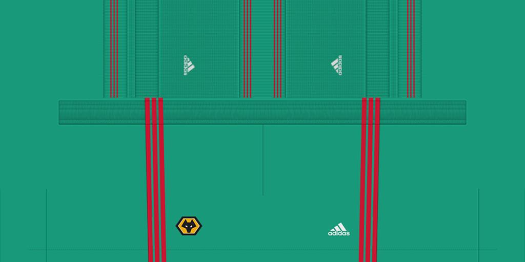 Wolverhampton Shorts Third 1 Kits Wolverhampton 2019 2020 Updated