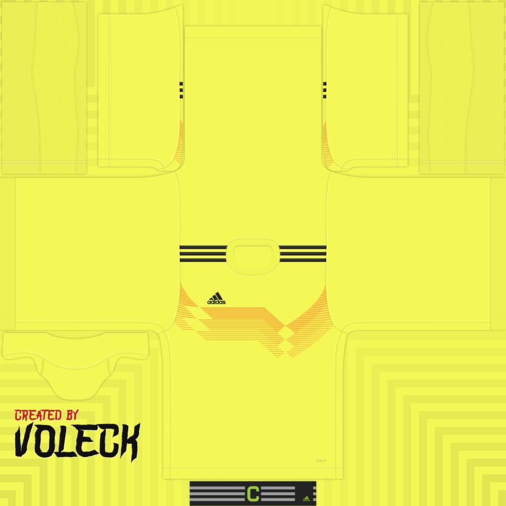Yellow Jersey 1024x1024 Kits Campeon 19