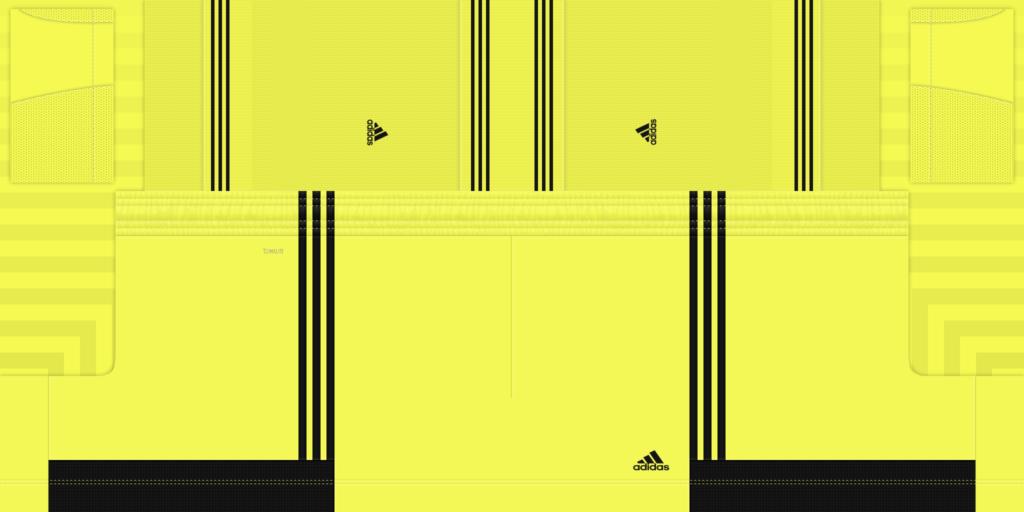 Yellow Shorts 1024x512 Kits Campeon 19