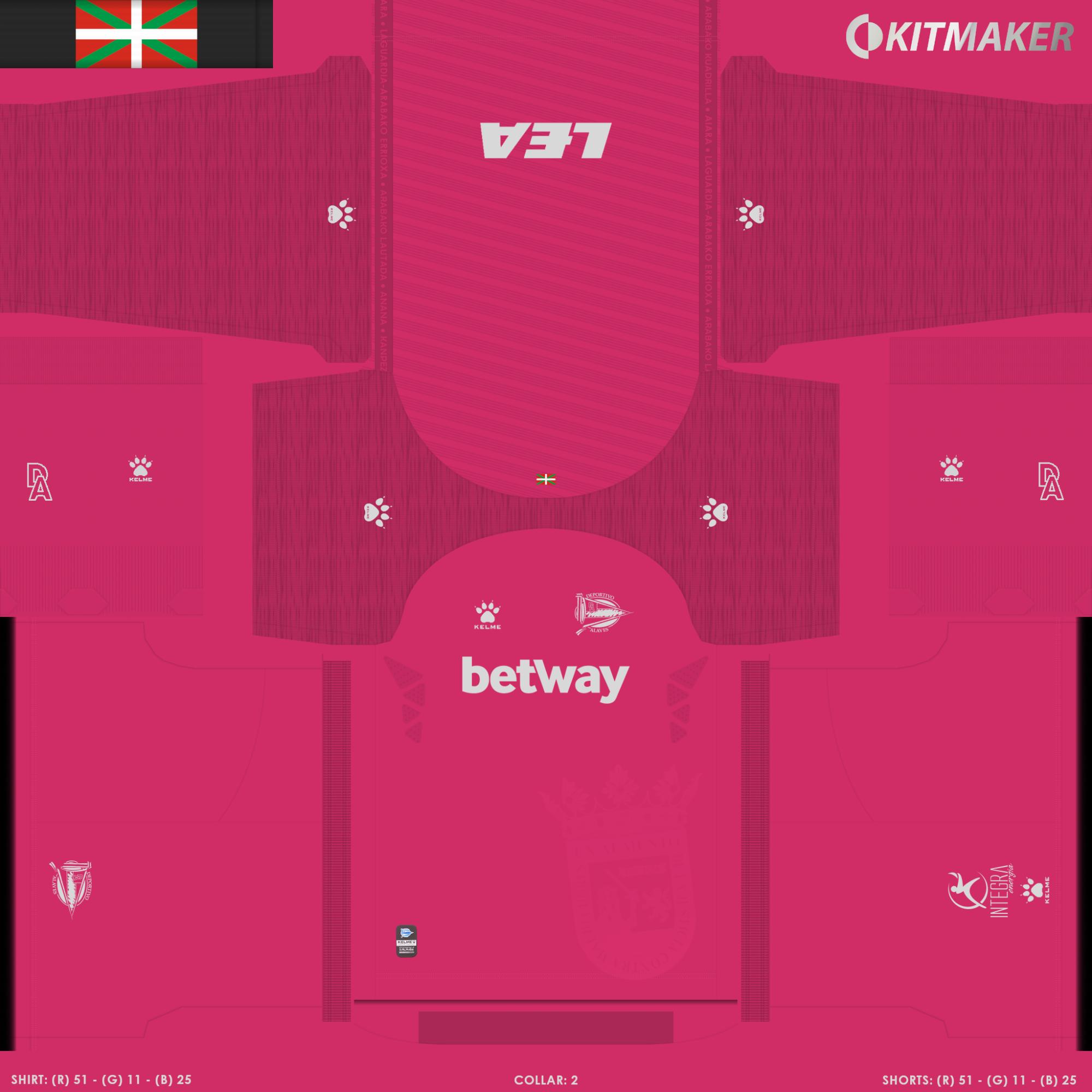 Alav S 2 2000x2000 PES La Liga Kits Pack 2019 2020