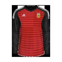 Argentina Away GK MiniKit Kits 8211 Argentina 8211 2019