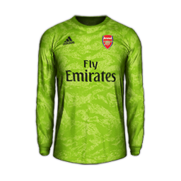 Arsenal GK Third MiniKit Kits Arsenal 2019 2020 RX3 Added