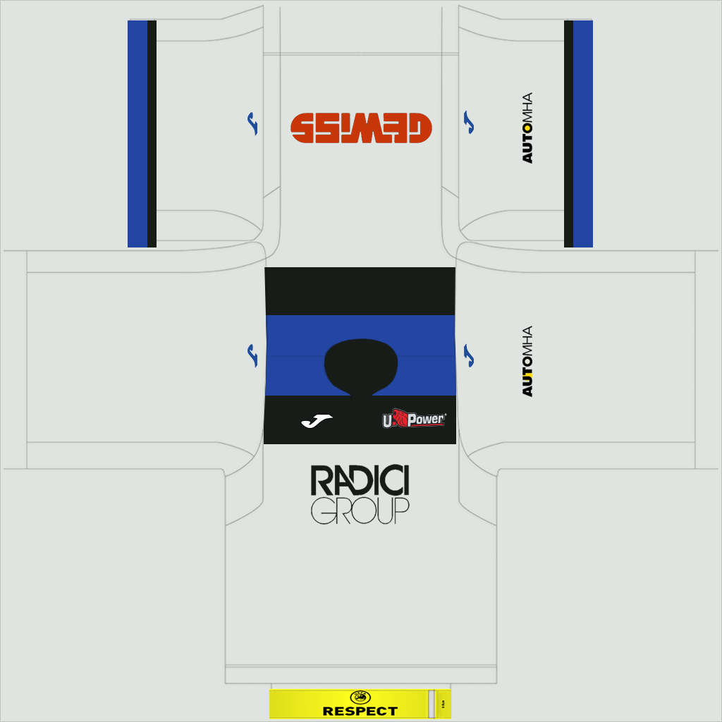 Atalanta Away Kit Kits Atalanta 2019 2020