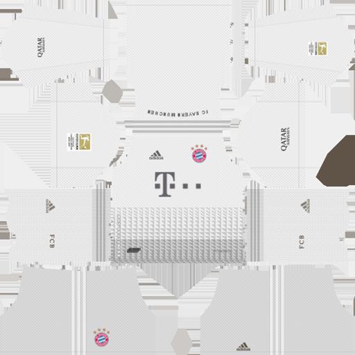 Dls Bayern Munich Kits Logos 2019 2020 Dls Kits Fifamoro