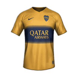 Boca Juniors Away MiniKit Kits Boca Juniors 2019 2020