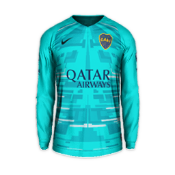 Boca Juniors GK Home Minikit Kits Boca Juniors 2019 2020