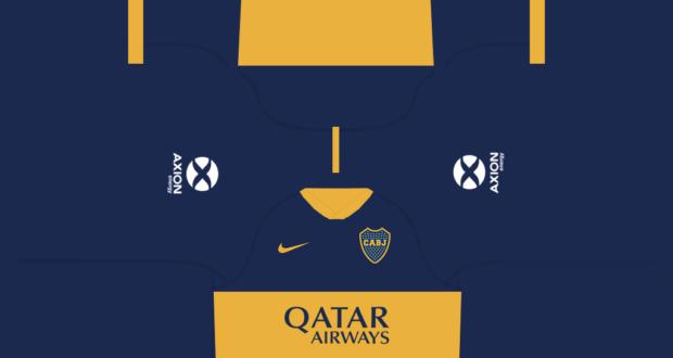size 40 bea52 cbeb6 Kits | Boca Juniors | 2019/2020 – Kits – FIFAMoro