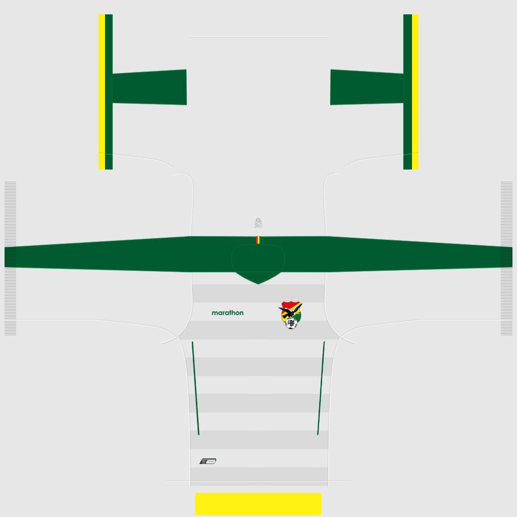 Bolivia Away Kits Kits Bolivia 2019 2020