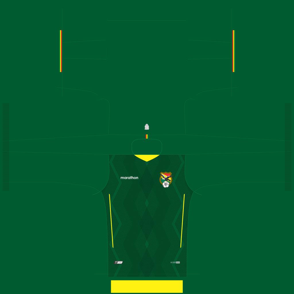 Bolivia Home Kits Kits Bolivia 2019 2020