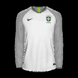 Brazil Away GK MiniKit Kits Brazil 2019 2020
