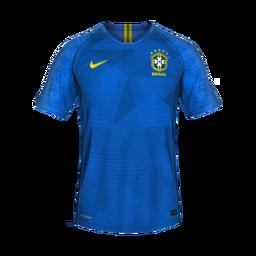 Brazil Away MiniKit Kits Brazil 2019 2020