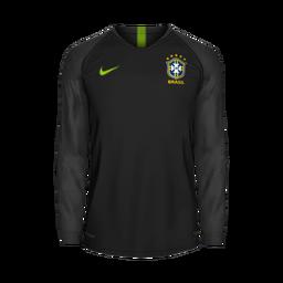 Brazil Home GK MiniKit Kits Brazil 2019 2020