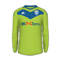 Brescia GK Home MiniKit Kits Brescia 2019 2020 Updated