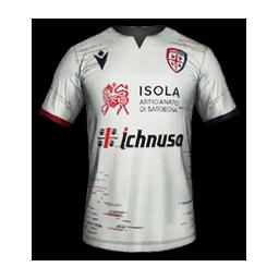 Cagliari Away MiniKit Kits Cagliari 2019 2020