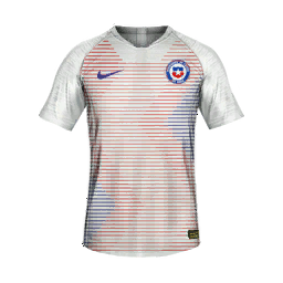 Chile Away MiniKit Kits Chile 2019 2020