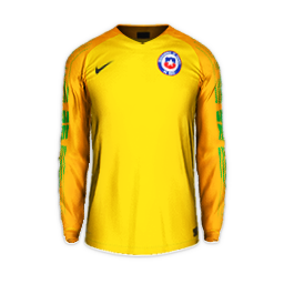 Chile GK Home Minikit Kits Chile 2019 2020