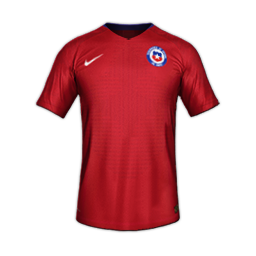 Chile Home MiniKit Kits Chile 2019 2020