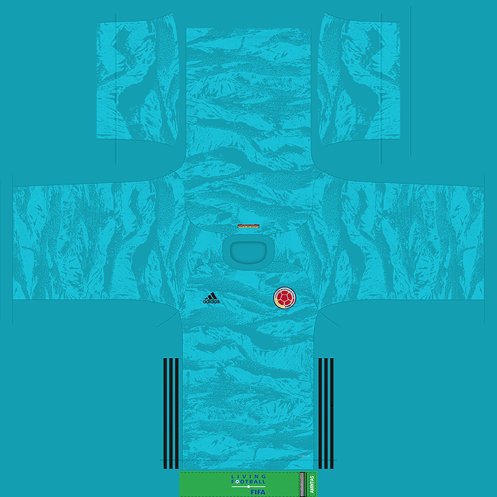Colombia GK Home Kit Kits 8211 Colombia 8211 2019