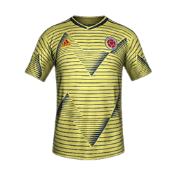 Colombia Home MiniKit Kits 8211 Colombia 8211 2019