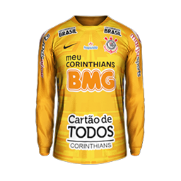 Corinthians GK MiniKit Kits 8211 Corinthians 8211 2019 Third Kit Added