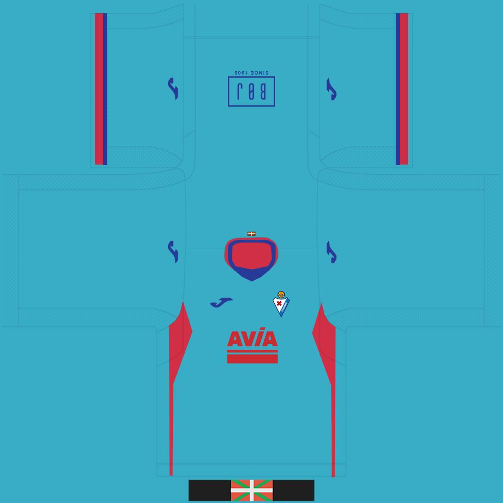 Eibar Third Kit Kits Eibar 2019 2020