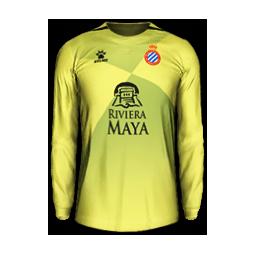 Espanyol GK Away MiniKit Kits Espanyol 2019 2020