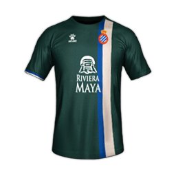 Espanyol Third MiniKit Kits Espanyol 2019 2020