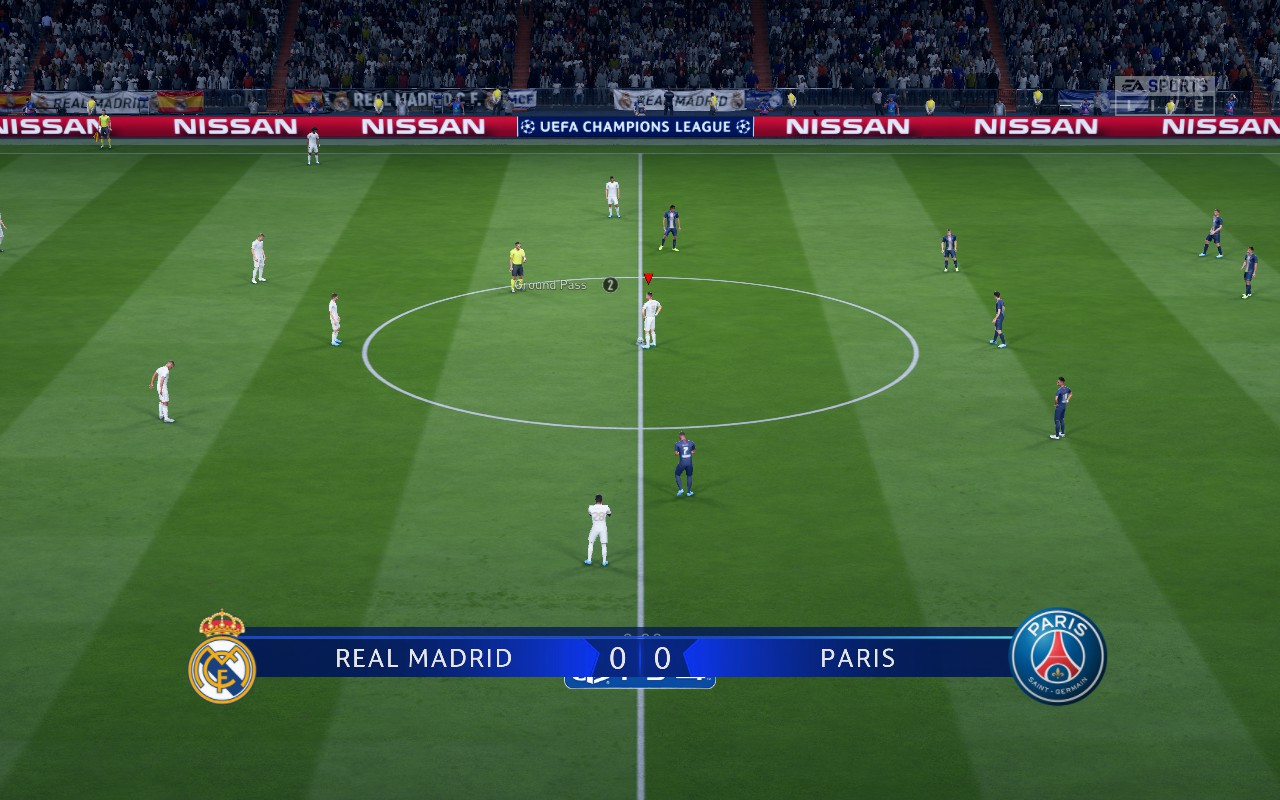 FIFA DEMO Sep