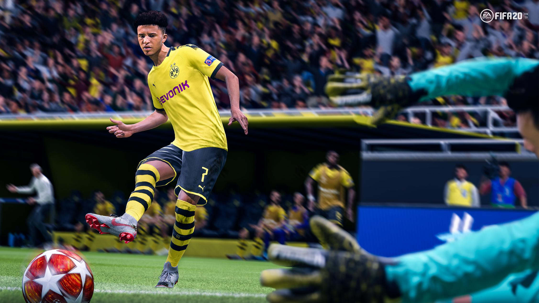 FIFA 20 Gameplay FIFA 20 Demo Now Available To Download For FREE