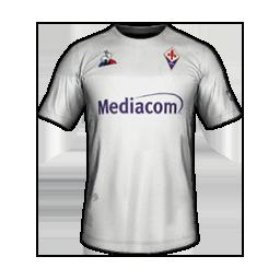 Fiorentina Away MiniKit Kits Fiorentina 2019 2020