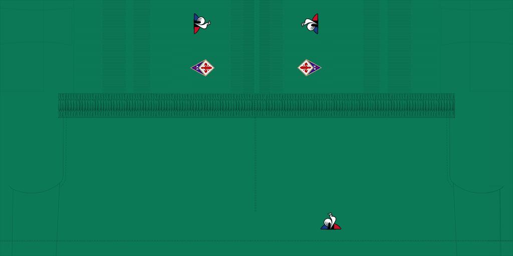 Fiorentina GK 2 Shorts Kits Fiorentina 2019 2020