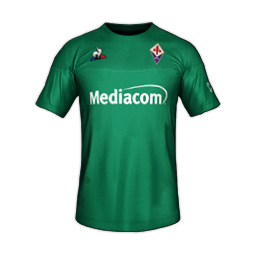 Fiorentina GK Away MiniKit Kits Fiorentina 2019 2020