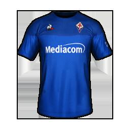 Fiorentina Third MiniKit Kits Fiorentina 2019 2020