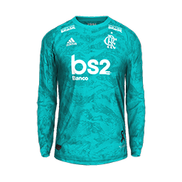 Flamengo GK Home MiniKit Kits 8211 Flamengo 8211 2019 2020