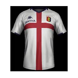 Genoa Third MiniKit Kits Genoa 2019 2020
