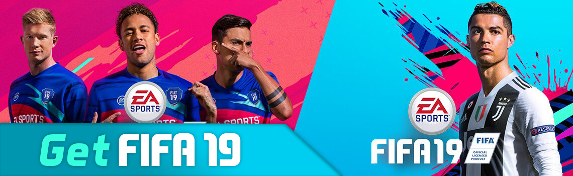 Get FIFA 19 FIFA 19 Big Facepack Volume 1 By LR7