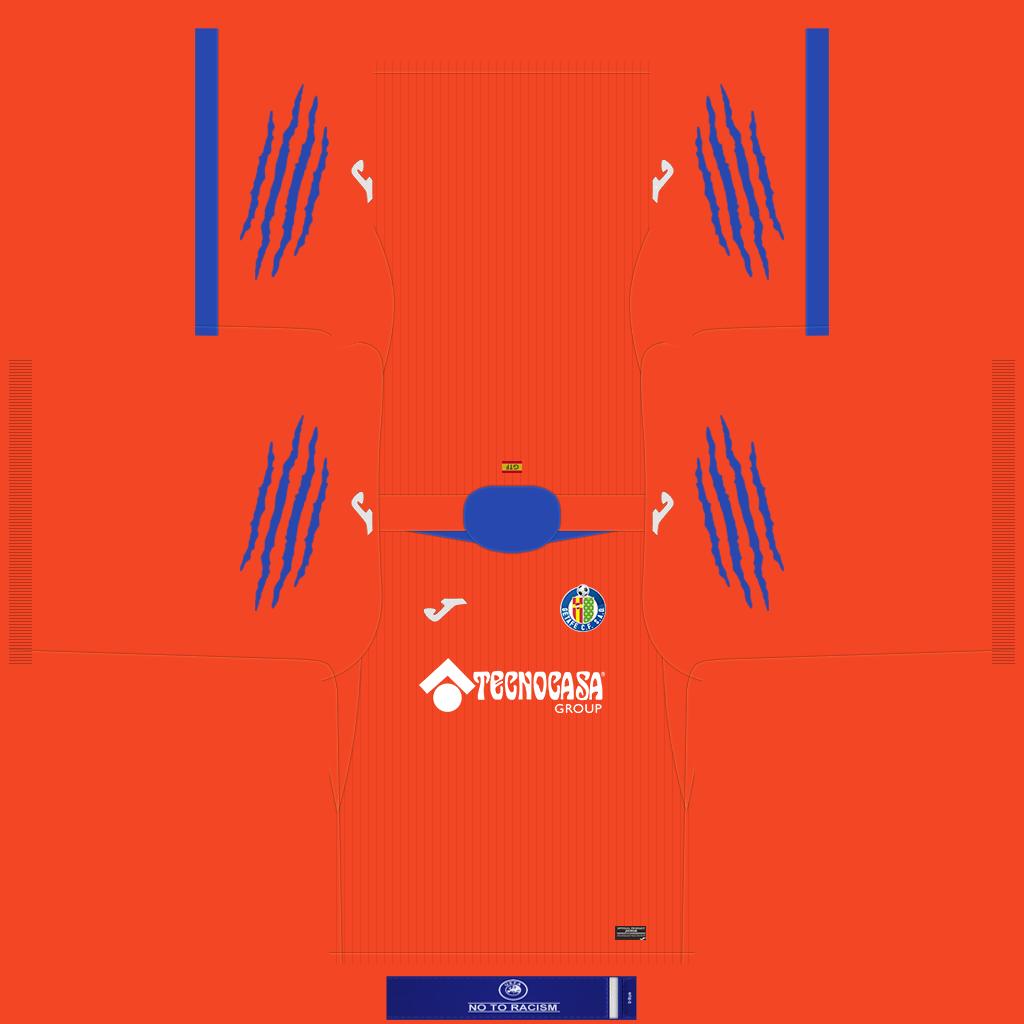 Getafe Away Kit Kits Getafe 2019 2020