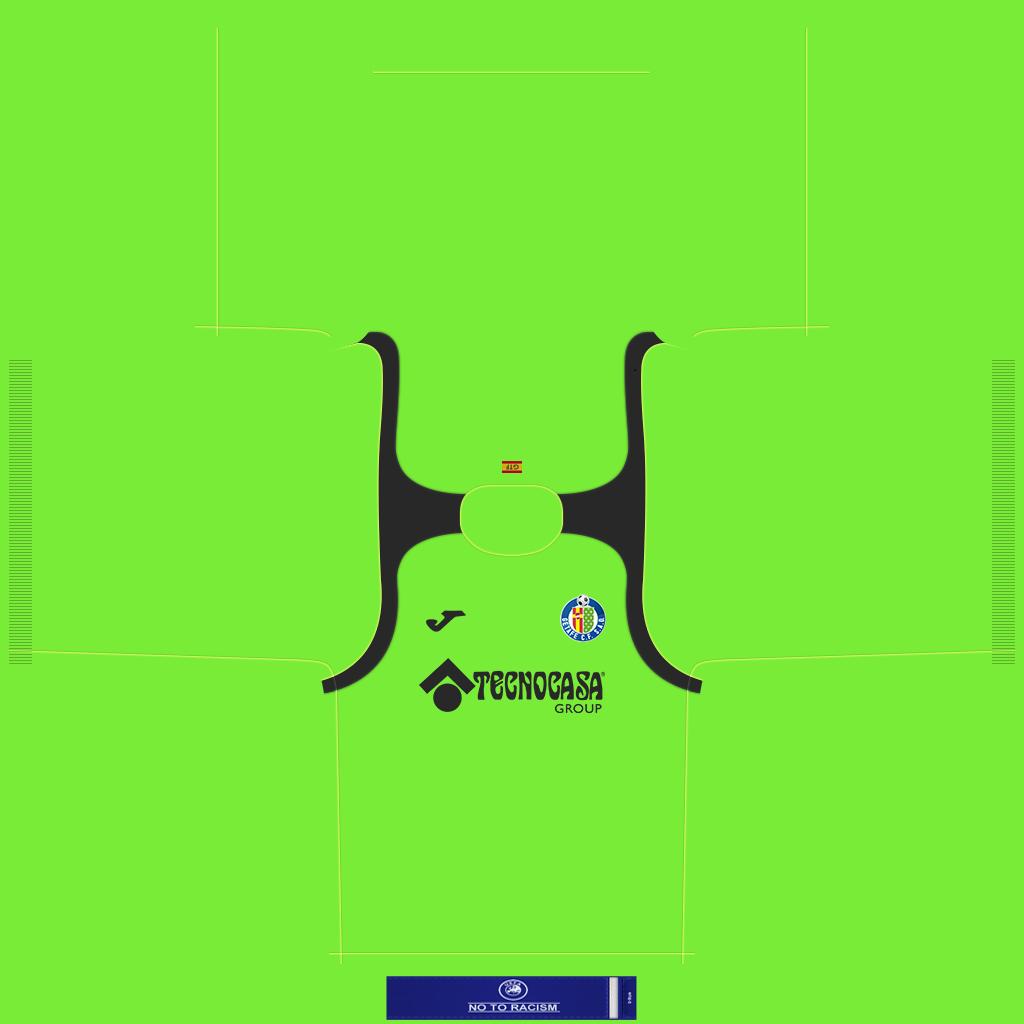 Getafe GK Kit Kits Getafe 2019 2020