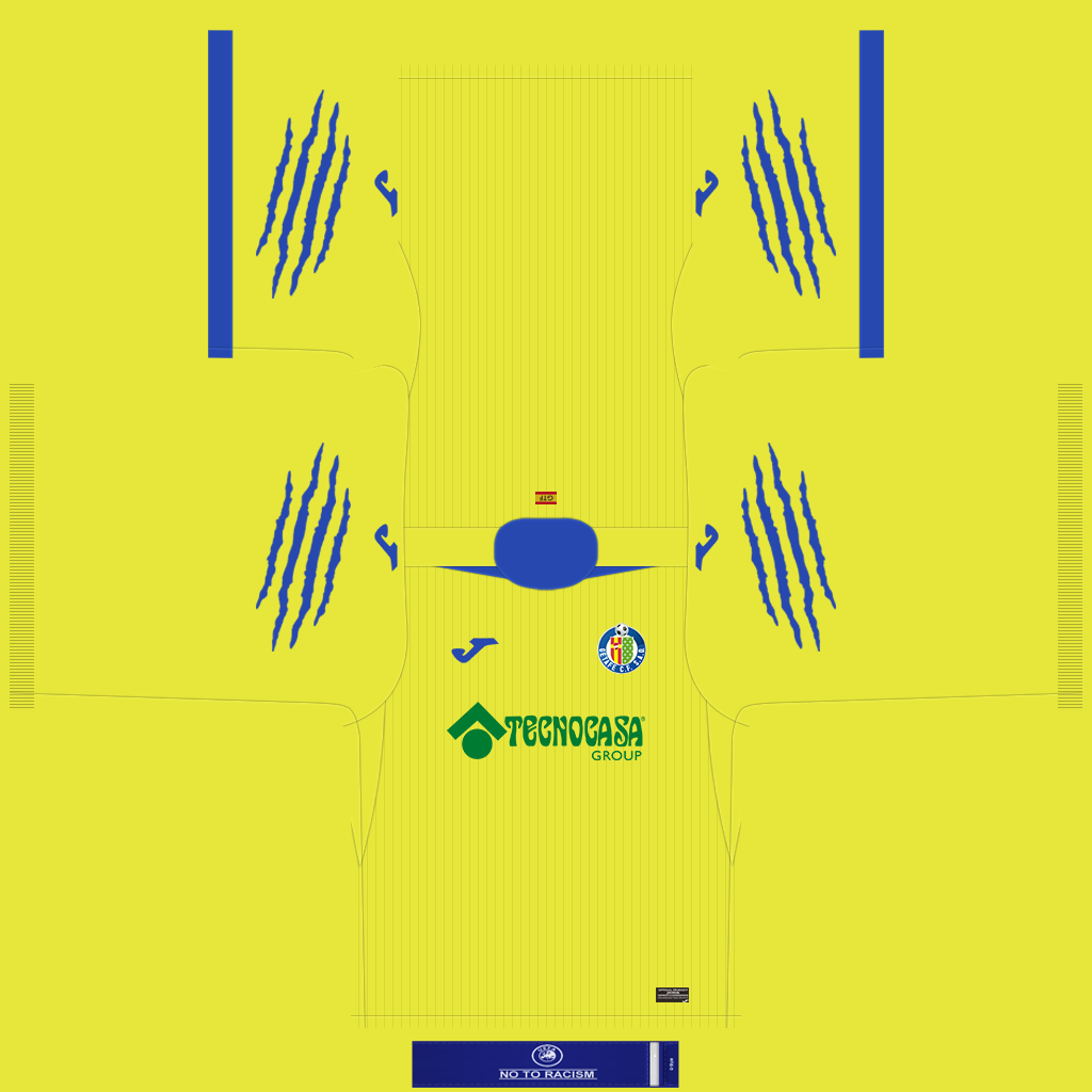 Getafe Third Kit Kits Getafe 2019 2020